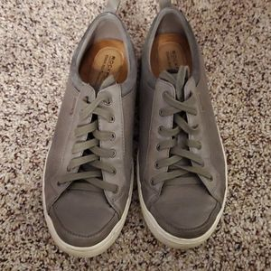 Rockport Cobb Hill Willa Gray Sneakers